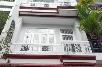Bán nhà mặt tiền Ngô Thị Thu Minh, Tân Bình 4x15m, 3 lầu nhà mới. Ngay góc Lê Văn Sỹ