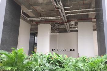 Cho thuê gấp sàn thương mại tòa Goldmark City, 136 Hồ Tùng Mậu, 170m2 - 340m2