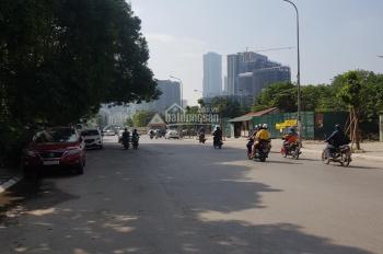 Chính chủ bán đất đấu giá phố Trần Thái Tông, diện tích 123m2. Mặt tiền 7m, LH: 0832.108.756