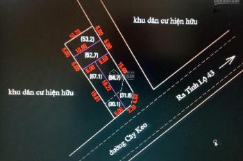 Bán đất đầu tư F0, MT đường, KDDC, Hiệp Bình Phước, Thủ Đức
