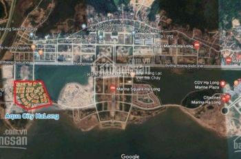 QUỸ CĂN ĐỘC QUYỀN shoptel Aqua City Bãi Cháy view mặt biển Hạ Long, PKD CĐT: 096.189.9494