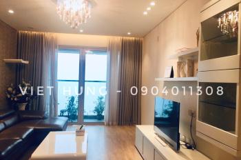 Bán căn hộ chung cư Mandarin Garden 144.6 m2 view hồ - nhà đẹp ba mặt thoáng