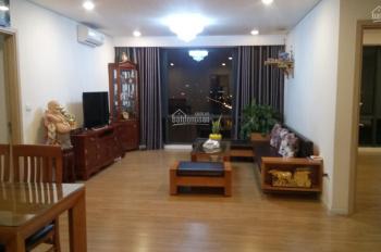 Cho thuê chung cư Mipec Long Biên 3 phòng ngủ: Full nội thất: Giá 20 triệu/th, 0829911592
