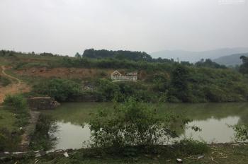 Bán đất Lương Sơn Hòa Bình 1.3ha, 800m2 đất ở làm trang trại nghỉ dưỡng, view đẹp giá rẻ 0962792687