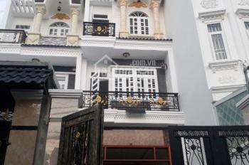 Bán nhà bên hông trường Kim Đồng, 4m x 22m, đúc 3 lầu, đường rộng 6m, LH: 09 34 56 30 22