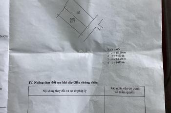 Vỡ nợ bán gấp nhà 5 tầng TDP Bình Minh, TT Trâu Quỳ, DT 104m2, đường ô tô tránh nhau 0943219991