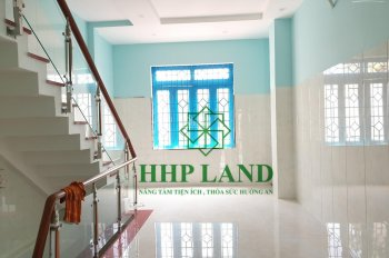 Cho thuê cặp nhà 1 trệt 3 lầu mặt tiền Nguyễn Ái Quốc, phường Tân Hiệp, Biên Hòa