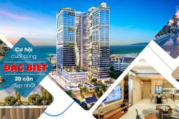 Chỉ với 600 triệu sở hữu ngay căn hộ khách sạn 5 sao Vũng Tàu