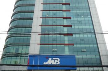 Cho thuê văn phòng MB AMC building, đường Cách Mạng Tháng Tám, quận 3, DT 120m2, giá 38.6tr/th