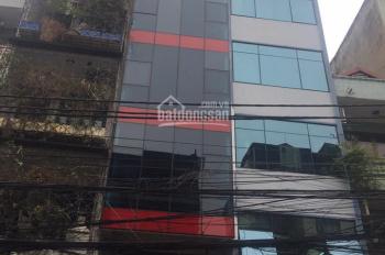 Bán nhà mặt phố Vương Thừa Vũ, DT 55m2, 8 tầng thang máy, MT 3.5m, giá 14.5 tỷ
