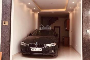 Nhà mới P. Thạch Bàn, Q. Long Biên, 36m2x5 tầng, ngõ thông 7m ô tô vào nhà, KD tốt giá 2.95 tỷ
