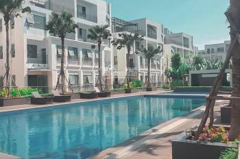 Cần bán biệt thự nhà vườn 250m2, 3 mặt thoáng, view bể bơi