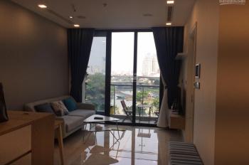 Cho thuê căn hộ 2 phòng ngủ Saigon Royal quận 4, 2PN view sông công viên
