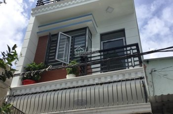 Nhà mới rẻ nhất khu vực, DT 4,5*16m, 3,5 lầu, ngay chung cư 4S Linh Đông, HXH 6m. Giá 4,6 tỷ