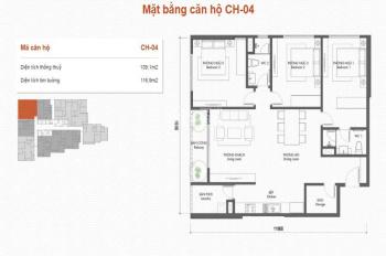 Quỹ căn chung cư Berriver Long Biên hot nhất hiện nay - Quỹ độc quyền của Techcombank