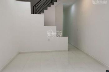 Cho thuê nhà mới đẹp nhà HXH đường Tân Hóa, P.1, Q.11. DT:4x14m, trệt lầu 3PN ngủ 2WC. Giá 10tr/th
