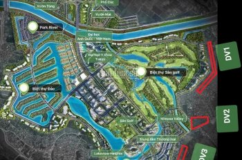 Lô 50m2 đất DV1 Cửu Cao giáp sân golf Ecopark, vị trí đẹp giá đầu tư, 094.585.1369