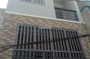 Bán nhà 1 trệt 1 lầu Bình Tân 4x11m, giá 1,9 tỷ cách Quốc lộ 1A 30m, HXH - LH: 0788624959