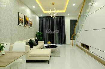 Bán gấp nhà TP Thủ Dầu Một, nhà 1 trệt 1 lầu, đường nhựa lớn, full nội thất (hình thật 100%)