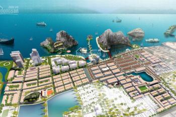 chính chủ cần bán lô đất nền rẻ nhất dự án Sentosabay Cẩm Phả