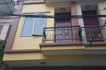 Bán nhà sau tòa nhà Nam Đô, Trương Định, mặt ngõ 141 Giáp Nhị, ô tô đỗ cửa, 58m2 * 4T. Giá 4,1 tỷ