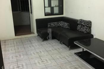 Chính chủ cho thuê căn hộ tập thể tầng 4 nhà C7 Kim Liên