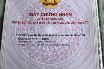 Giá sốc mặt tiền Nguyễn Trung Trực, Dương Đông, giá 17 tỷ, liên hệ Vương 0938.512.386