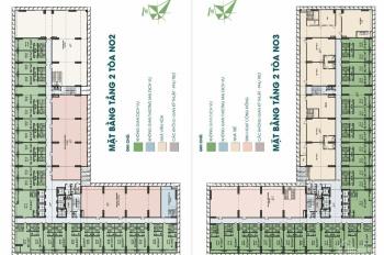 Cực hot 5 lô ki ốt dự án Ecohome 3, có lô góc, giá từ 40tr/m2, DT 72 - 140m2, LH 0934566368