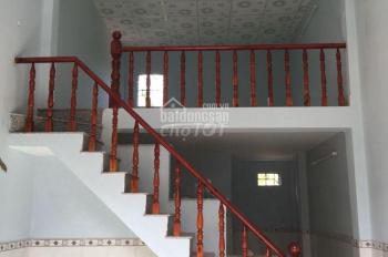 gia đình khó khăn bán gấp căn nhà 4x10m, 40m2, giá 600tr, ngay trịnh thị dối, hóc môn