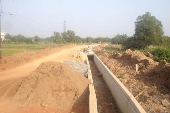 Bán thửa đất 168m2 đã lên hết thổ cư mặt tiền đường Bến Lội, Xã Tân Thạnh Tây, Huyện Củ Chi, 1.45tỷ