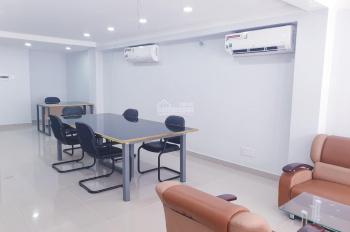 Văn phòng giá rẻ cho doanh nghiệp mới, 115m2 giá chỉ 18tr/tháng, bảo vệ, lễ tân, hầm - 0909946678