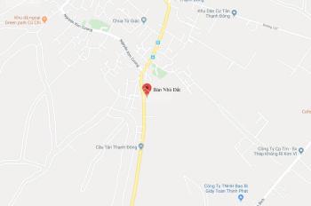 Bán nhà trên nền đất DT 113.9m2 vị trí 1 sẹc TL15, Xã Tân Thạnh Đông, huyện Củ Chi, 1.6tỷ
