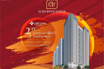 Chỉ 18.6tr/m2 sở hữu căn hộ 02 phòng ngủ 68m2 liền kề phố cổ! Chỉ 1,28 tỷ định cư Hà Nội