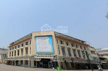 Cho thuê mặt phố Đinh Tiên Hoàng DT 300m2, hai mặt tiền, giá 1,156 tỷ/ tháng