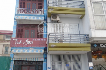 Cho thuê nhà mặt phố Phan Kế Bính, Linh Lang, Ba Đình S = 58m2 x 4,5 tầng