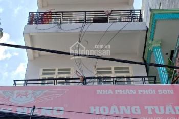 Bán gấp giá đầu tư nhà mặt tiền 1071 Huỳnh Tấn Phát, Q. 7, 4.5x35m, 6L, 33P