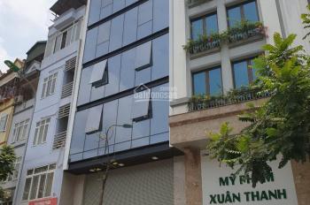 Cho thuê nhà mặt phố Quán Thánh, Ba Đình, Hà Nội diện tích 50m2, xây 5 tầng mặt tiền 8m ô góc