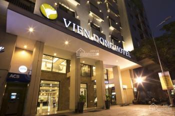 Cho thuê nhà mặt tiền Lý Chính Thắng, Quận 3 DT: 4,5m*26m. Giá: 115 triệu/tháng