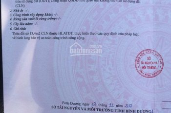 Bán đất 1/ Hưng Định 23, Thuận An, Bình Dương