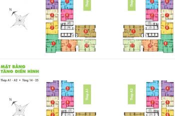 Thật 100%, Tropic Garden, 2 - 4PN, penthouse, duplex, 06/2020 Công ty Kashome - 0933.123.358