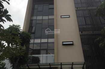 Cho thuê nhà mặt phố Trung Kính, Cầu Giấy. Dt 90m 5 tầng Mt 5m. Giá 80tr Lh 0961258683