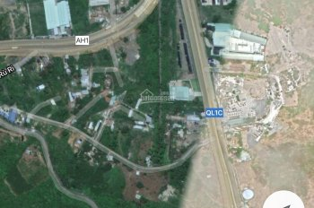 Đất đẹp 2000m2, 2 mặt tiền gần ngã 3 Sao Mai Anh. Mặt tiền Quốc Lộ 1A ngang 22m(đường mở rộng 32m)