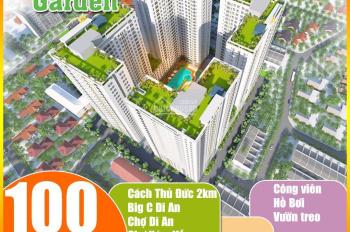 Shophouse Bcons Garden chính thức nhận giữ chỗ, số lượng 58 căn, DT 45 - 100m2, LH: 0932614079