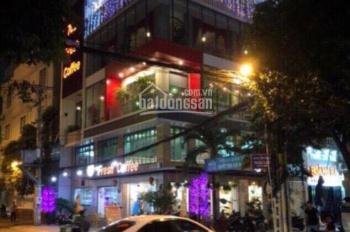Bán nhà MT đường Nguyễn Tri Phương, P4, Q10. DT 4x16m, nhà trệt 4 lầu, giá 25 tỷ. HĐT 80 tr/th