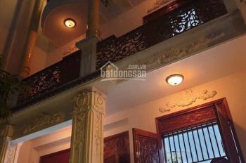 Bán biệt thự mặt tiền Nguyễn Thượng Hiền, phường 5, Bình Thạnh, DTSD 168m2, giá 27,5 tỷ