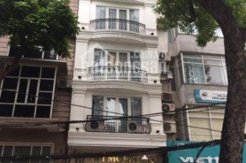 Nhà giữa chợ ngõ Quan Thổ 1 diện tích 52m2 x5 tầng mặt tiền 4,5m giá thuê 22 triệu/th LH 0967913189