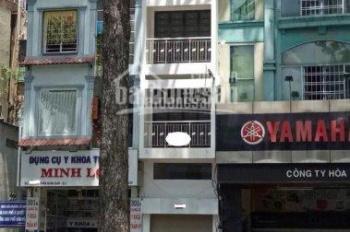 Cho thuê nhà MT Trần Hưng Đạo, Phường Cô Giang, Quận 1 2.7x10m, 3 lầu giá 45 tr/th LH 0912712828
