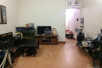Cho thuê nhà tầng 1 DT 105m2 mặt ngõ 255 Lĩnh Nam, Hoàng Mai, ngõ ô tô đỗ cửa