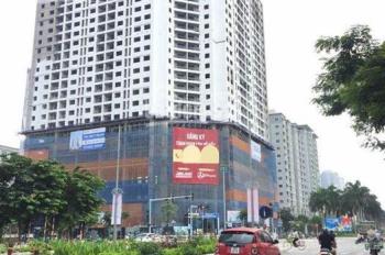 Cho thuê mặt bằng kinh doanh là chân đế chung cư 2 mặt tiền Hàm Nghi - Nguyễn Cơ Thạch