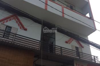 Cho thuê nhà 4 lầu SIÊU RỘNG hẻm lớn đường Tân Sơn Nhì, P. Tân Sơn Nhì, Q. Tân Phú